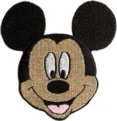 Walt Disney Mickey Mouse Iron On ....for colbys tie
