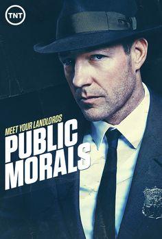 Public Morals (TV Series 2015) - TNT  -  CRIME / DRAMA