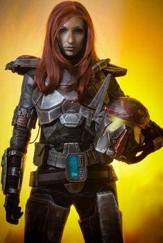 Shae Vizla cosplay by Nebulaluben on DeviantArt
