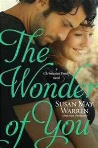 The Wonder of You by Susan May Warren. Check out my #review here: http://spreadinghisgrace.blogspot.com/2016/01/the-wonder-of-you-by-susan-may-warren.html