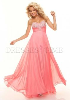 Dresstime.com for special occasion dress, wedding and prom too Pink Formal Dresses, Strapless Dress Formal, Formal Dresses Online, Chiffon Evening Dresses, Long Dresses, Evening Gowns, Dresses Dresses, Ball Dresses, Formal Gowns