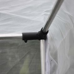 Slot & Lock® Cage with Butterfly Net Covers - these butterfly covers fit nicely over raised beds with secure fitting to ensure all the protection your plants and vegetables deserve. http://www.harrodhorticultural.com/slot-and-lock-cage-with-butterfly-net-covers-pid8709.html