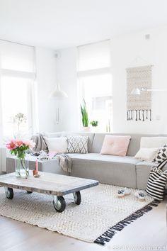 &SUUS   www.ensuus.nl-shop   Ibiza vlakken kleed   Livingroom   woonkamer   Rug   Vloerkleed