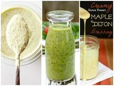 DIY Salad Dressings – Healthy Recipes – ALL YOU | Deals, coupons, savings, sweepstakes and more…