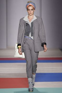 Marc by Marc Jacobs Spring 2013 Ready-to-Wear Fashion Show - Ophelie Rupp