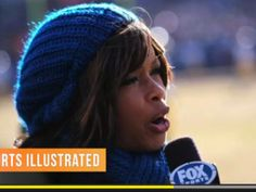 NFL reporter reveals struggle after blooper A video of Pam Oliver's sidelines mishap went viral a few weeks back -- but she says the fallout from it was anything but funny. Why she stayed in her home for five days