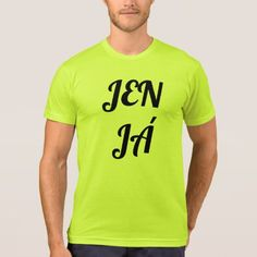 Czech Text jen já | just me T-Shirt - tap, personalize, buy right now! Types Of T Shirts, Foreign Words, Yellow T Shirt, My T Shirt, Just Me, Funny Tshirts, Language, Lifestyle, Mens Tops