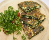 oliver spinach red onion and feta frittata spinach red onion and feta ...