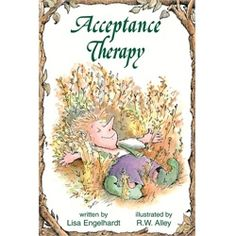 Abbey Press Acceptance Therapy Book From Elf-Help Series bound paperback 80 page   $16.99