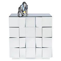 Cosio Illusion 4 Drawer Dresser