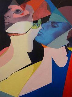 paintings by beata chrzanowska