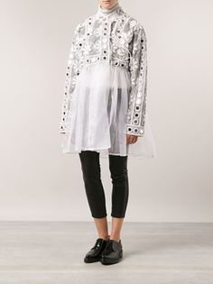 Ktz Mirror Gathered Dress - Curve - Farfetch.com