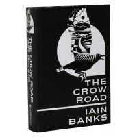 Iain Banks - The Crow Road - Scribners UK 1992 - Signed First Edition