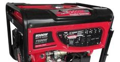 Home Depot ~ 25% Off Select Generators + Free Shipping