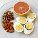 Lose 20 pounds in a Week with our Grapefruit and Egg Diet !