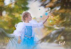 Sarah Danburg Photography #frozen photo shoot ideas, #letitgo, winter photo ideas