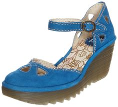 18dcf8136 Fly London Yuna Women s Wedge Sandals  Amazon.co.uk  Shoes   Bags