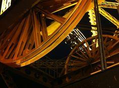 Gears of the Eiffel Tower Elevator
