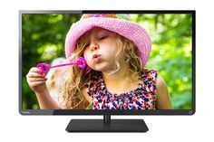 In a sea of large-screen television choices, the Toshiba strikes the perfect balance-delivering great picture quality and value, with a slim modern design and elegant new frame stand. 32 Inch Tv, Big Screen Tv, Electronic Deals, Black Friday Specials, Audio, Black Tv, Tv Reviews, Frame Stand, Canada
