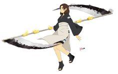 Naruto OC: Hisa Shiranui by JJao.deviantart.com on @DeviantArt