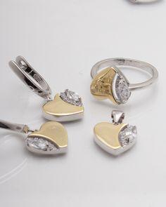 Set argint cod 3-2457, gr9.7 Cod 3, Cufflinks, Accessories, Wedding Cufflinks, Ornament