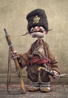 Smee Doll/Visual Inspiration- without hat