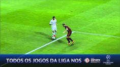 GOL DO REAL MADRID! E é claro que foi do Cristiano Ronaldo!