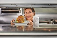 Cindy Crawford and Umami Burger present Cindy's Casa Burger, the latest culinary collaboration in the gourmet burger brand's Artist Series.