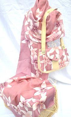 Hand painted silk matching set by www.talentosilkandpaperart.co.uk