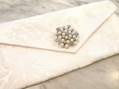 Classic Luxurious Custom Wedding Envelopes by RoyalStyleWeddings