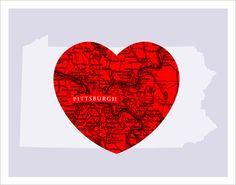 Pittsburgh Love!