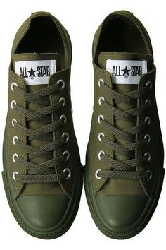 24 Fresh Shoes Ideas To Copy Now Army green CONVERSE Clothing, Shoes Jewelry : Women : Shoes : Fashion Sneakers : shoes Source by IremColakoglu The post 24 Fresh Shoes Ideas To Copy Now appeared first on Create Beauty. Moda Sneakers, Sneakers Mode, Converse Sneakers, Sneakers Fashion, Fashion Shoes, Converse Fashion, Jeans Fashion, Converse Low, Ootd Fashion