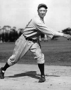 Bill Henderson, Pitcher