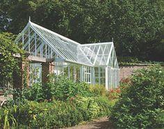Hartley Botanic Bespoke Glasshouse