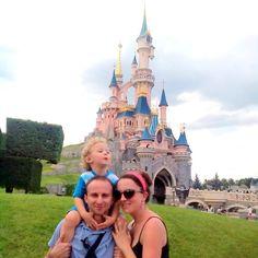 Lo splendido castello della Bella Addormentata