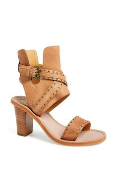 Ash 'Quantum' Leather Sandal available at #Nordstrom