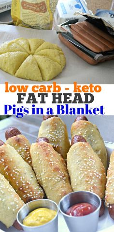 These Low Carb Pigs in a Blanket are Delicious!