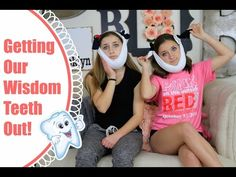Identical Twins Get Wisdom Teeth Removed   Funny Reactions - YouTube