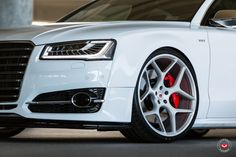 Audi S8 - Hamana Japan - Vossen Forged CG-205 - © Vossen Wheels 2016 - 1050
