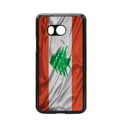 Lebanon Flag HTC U11 Case | Republicase