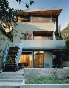 Alvarado House | Terry & Terry Architecture | San Francisco, USA