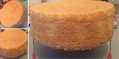 BIZCOCHUELO ALTO Y ESPONJOSO… Ingredientes: 200 gr de harina 0000 200 gr de azucar 6 Huevos 1 Cda de esencia de vainilla 1 pizca de polvo de hornear (Opcional) Para molde de 22 cm x 10 cm de …