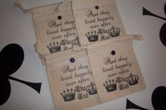 They Lived Happily Ever After by cmg03301 on Etsy, $7.00