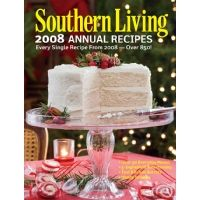 Southern Living: 2008 Annual Recipes