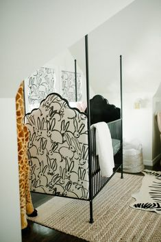 These Nursery Ideas Are Beyond Unique , Hunt Slonem cribs, anyone? These nursery ideas are perfect for boy nursery spaces and girl nursery spaces! You've never seen anything like the nursery decor in these rooms! Nursery Design, Nursery Decor, Room Decor, Nursery Ideas, Girl Nursery, Elephant Nursery, Room Ideas, Ideas Hogar, Nursery Neutral
