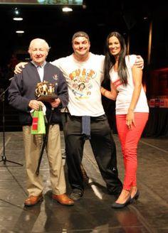 Categoria Homenagem Especial - Ao mestre com carinho - Rodolfo Zalla