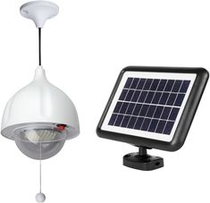 Solar Shed Light Power Adjustable 60 LED Super Bright Lithium Battery Fixture #SolarShedLight