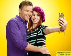 Tamara on Awkward (MTV) - Jillian Rose Reed and Brett Davern (Jake)