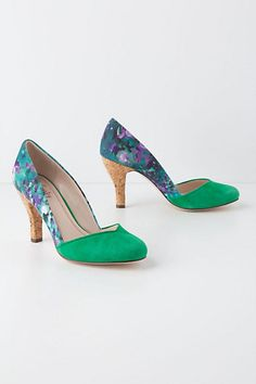 Swooning over these shoes