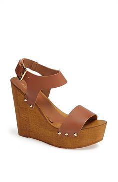 fc0435cd4e93 Charles David  Tamela  Sandal Fall Wedges